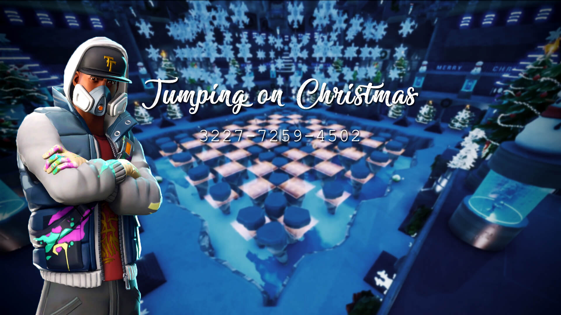 JUMPING ON CHRISTMAS