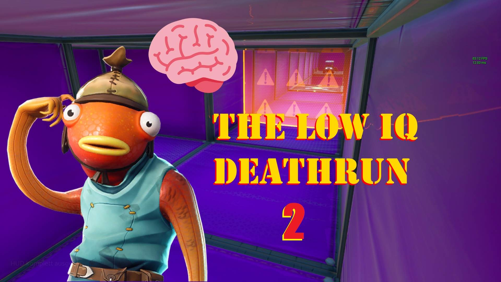 THE LOW IQ DEATHRUN 2