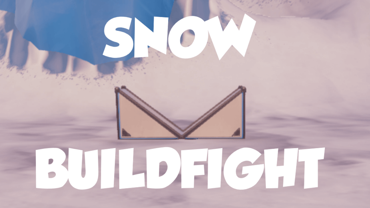 SNOW BUILDFIGHT
