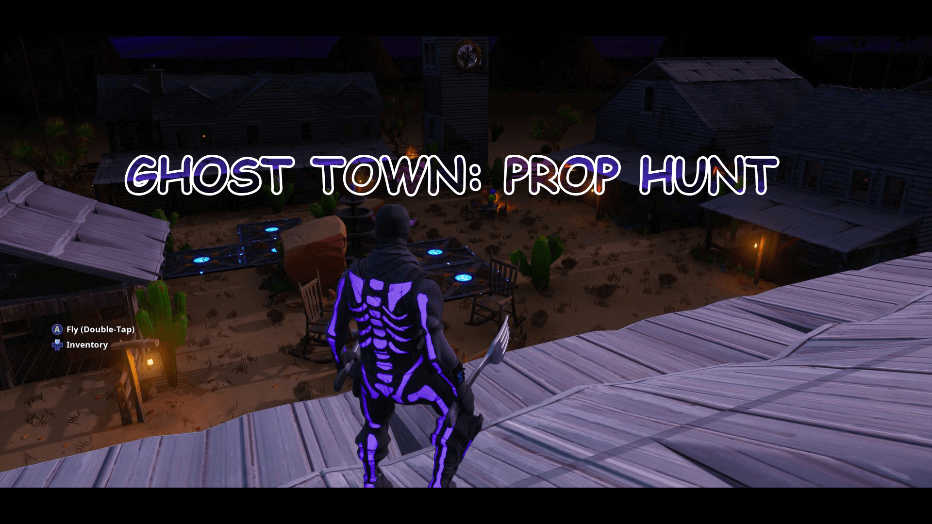 GHOST TOWN: PROP HUNT