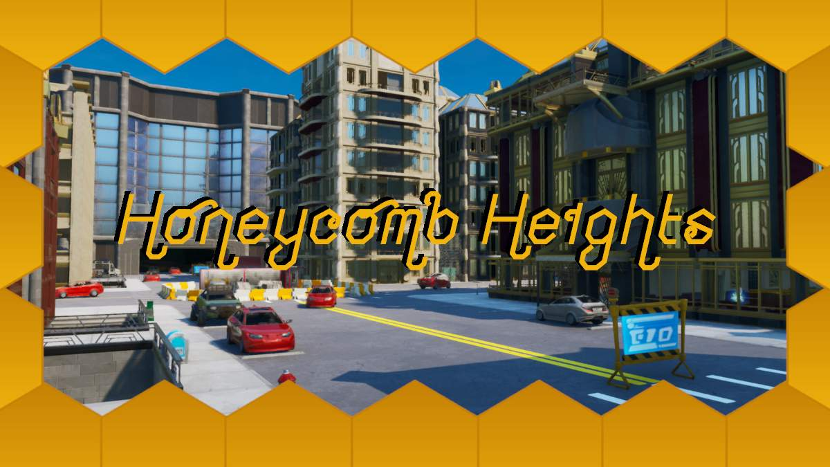 HONEYCOMB HEIGHTS - GUN GAME