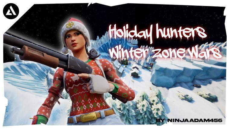 HOLIDAY HUNTERS WINTER ZONE WARS