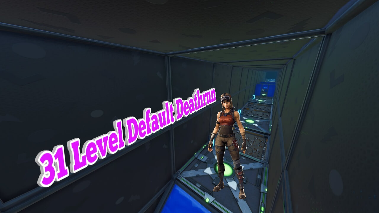 *EASY* 31 LEVEL DEFAULT DEATHRUN