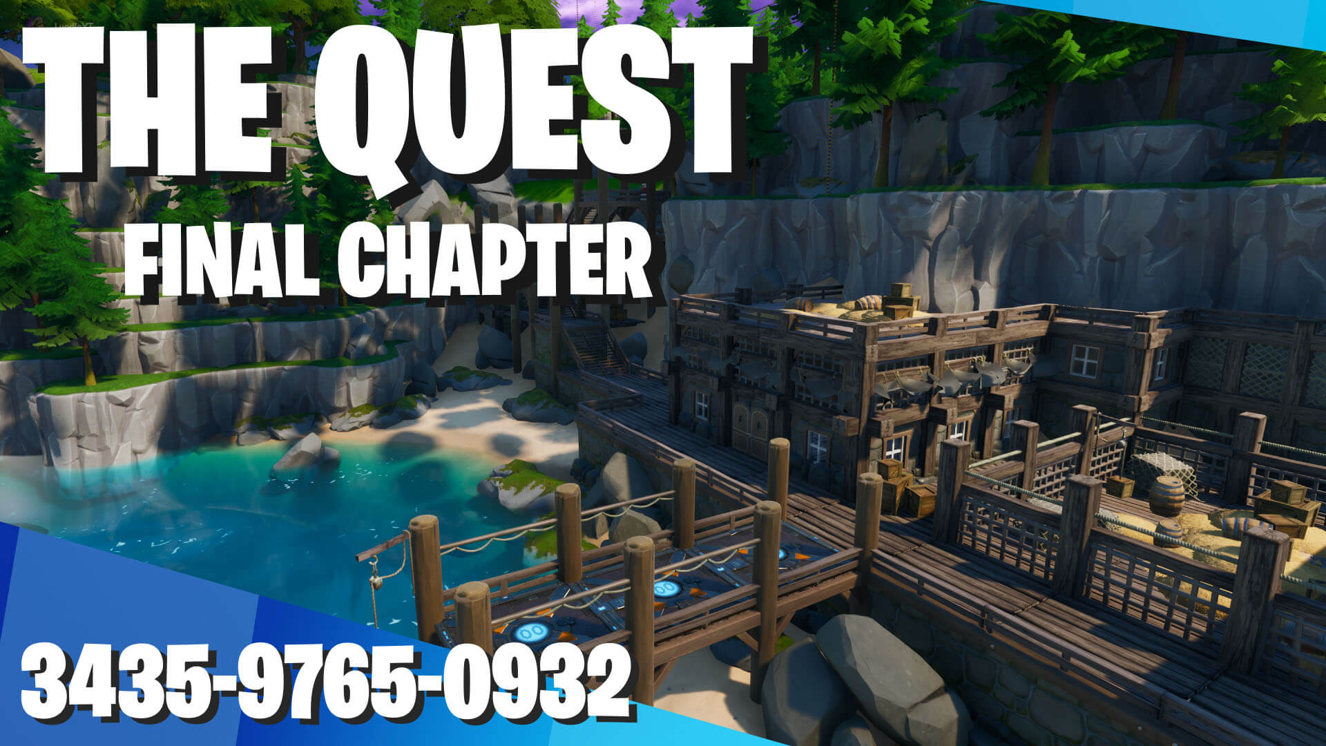 THE QUEST - FINAL CHAPTER