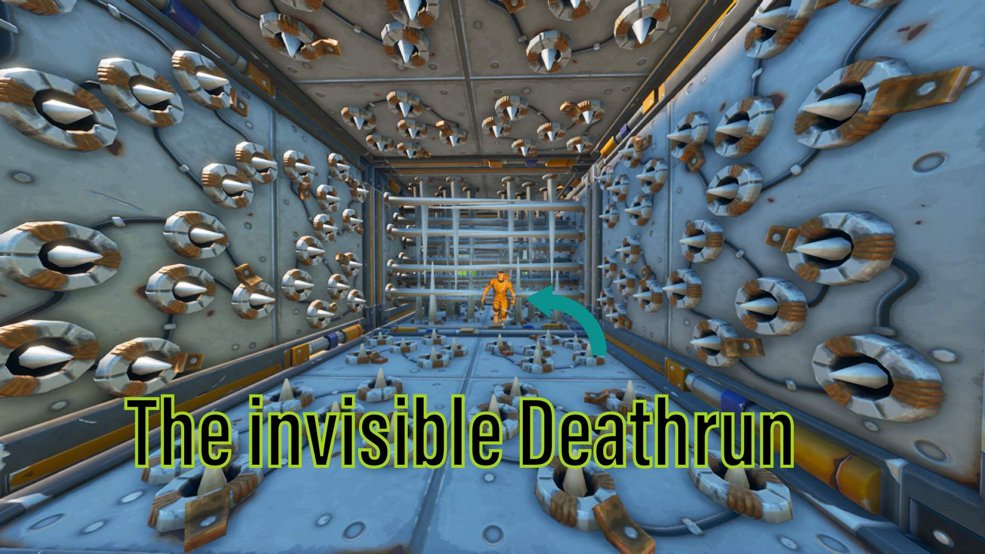 THE INVINCIBLE DEATHRUN