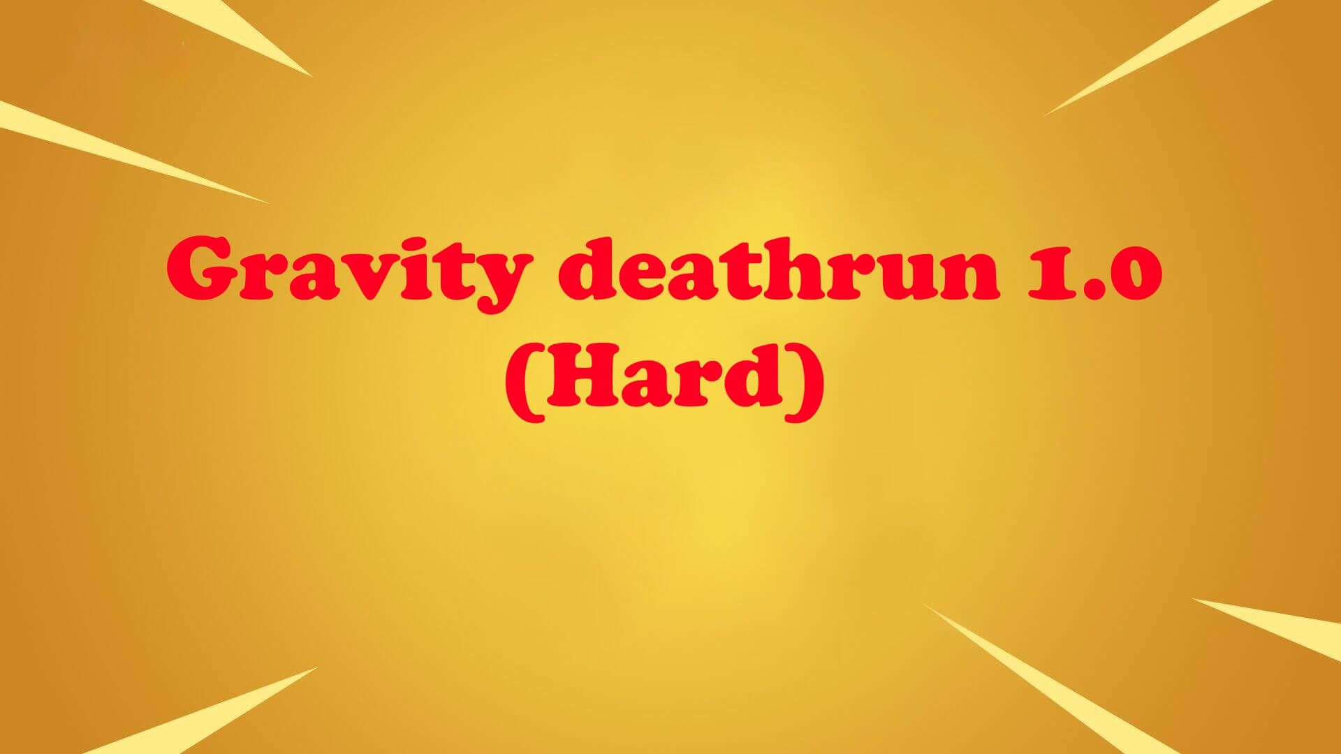 GRAVITY DEATHRUN 1.0 (HARD)