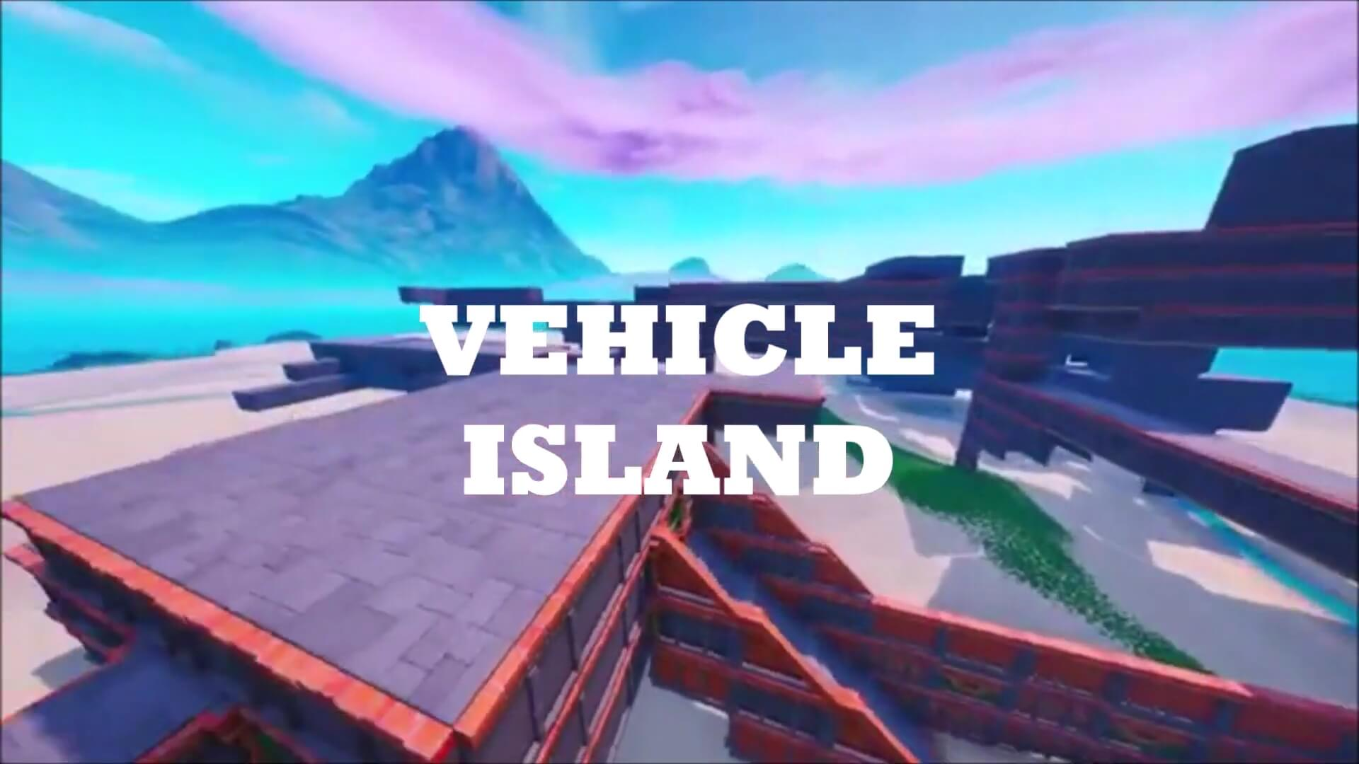 VEHICLE ISLAND