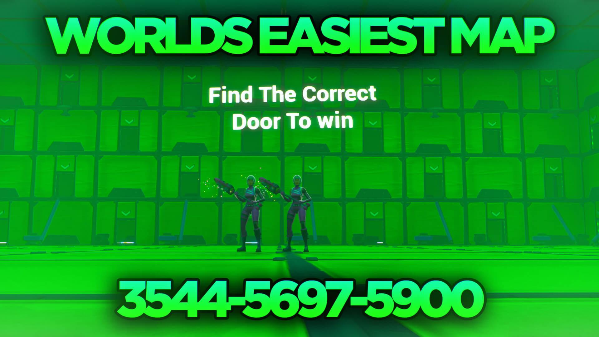 Worlds Easiest Deathrun Fortnite Creative Map Codes