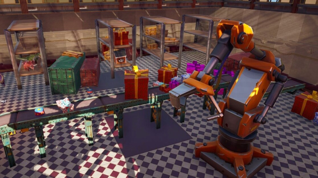PICK-YOUR-GUNFIGHT: SANTA'S WORKSHOP