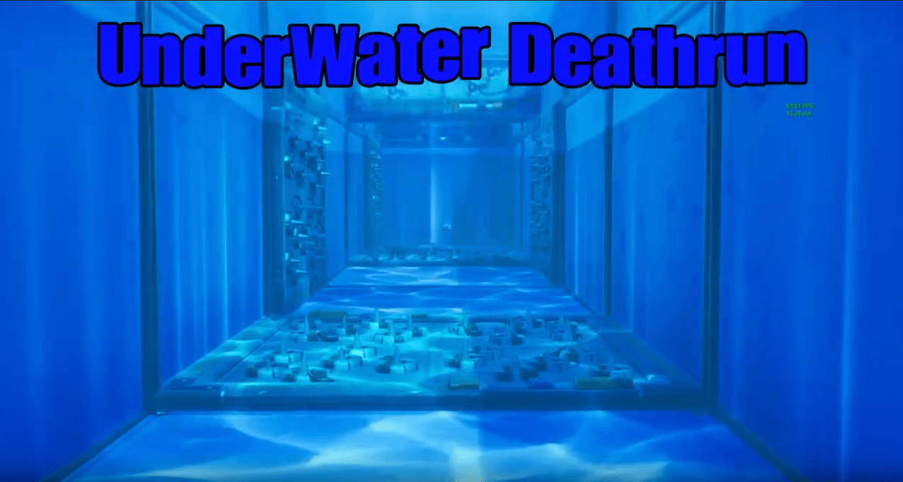 THE UNDERWATER DEATHRUN