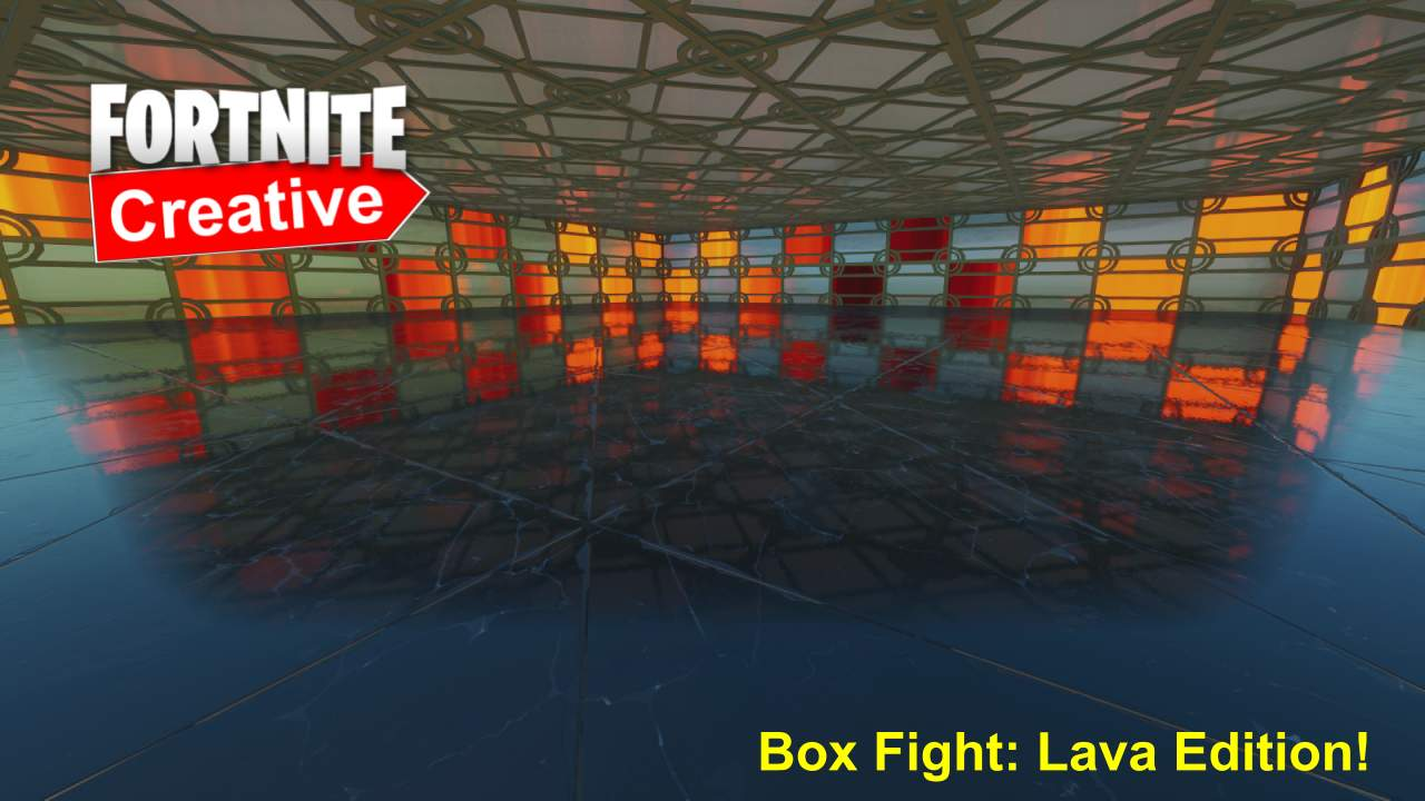 FFA BOX FIGHT! (LAVA EDITON!)