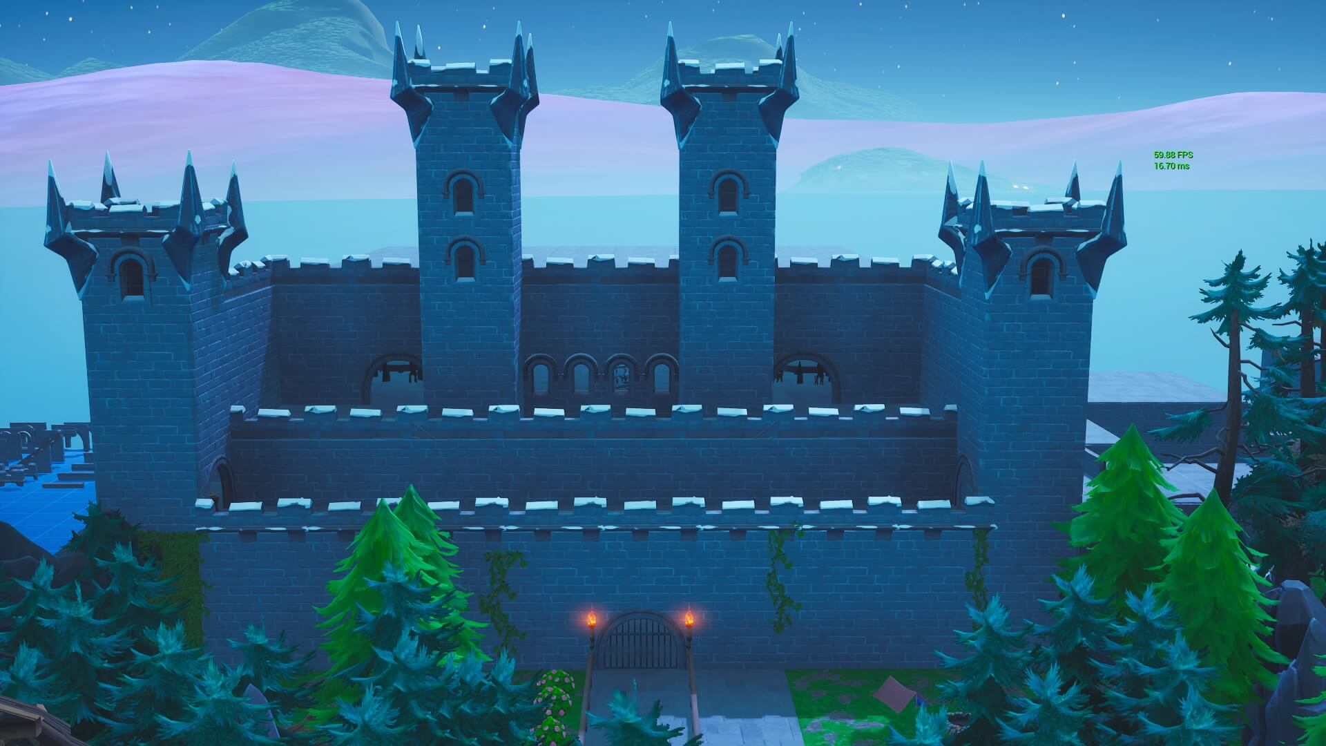CASTLE ESCAPE/PUZZLE