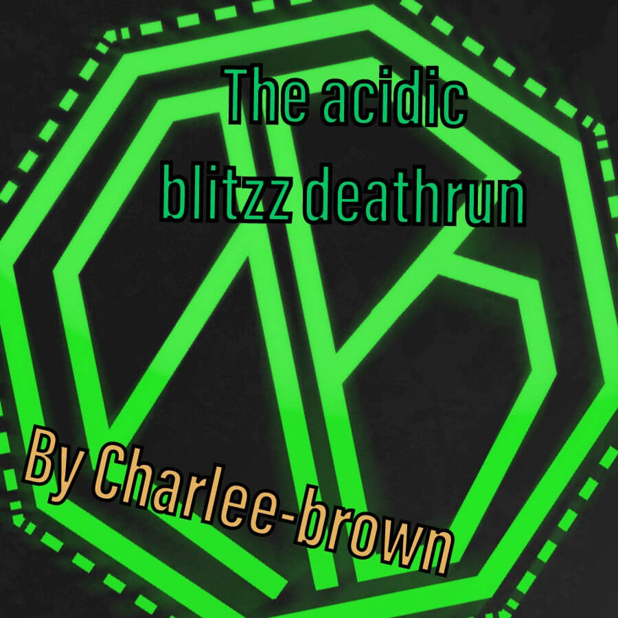 THE ACIDIC BLITZZ GREEN DEATHRUN