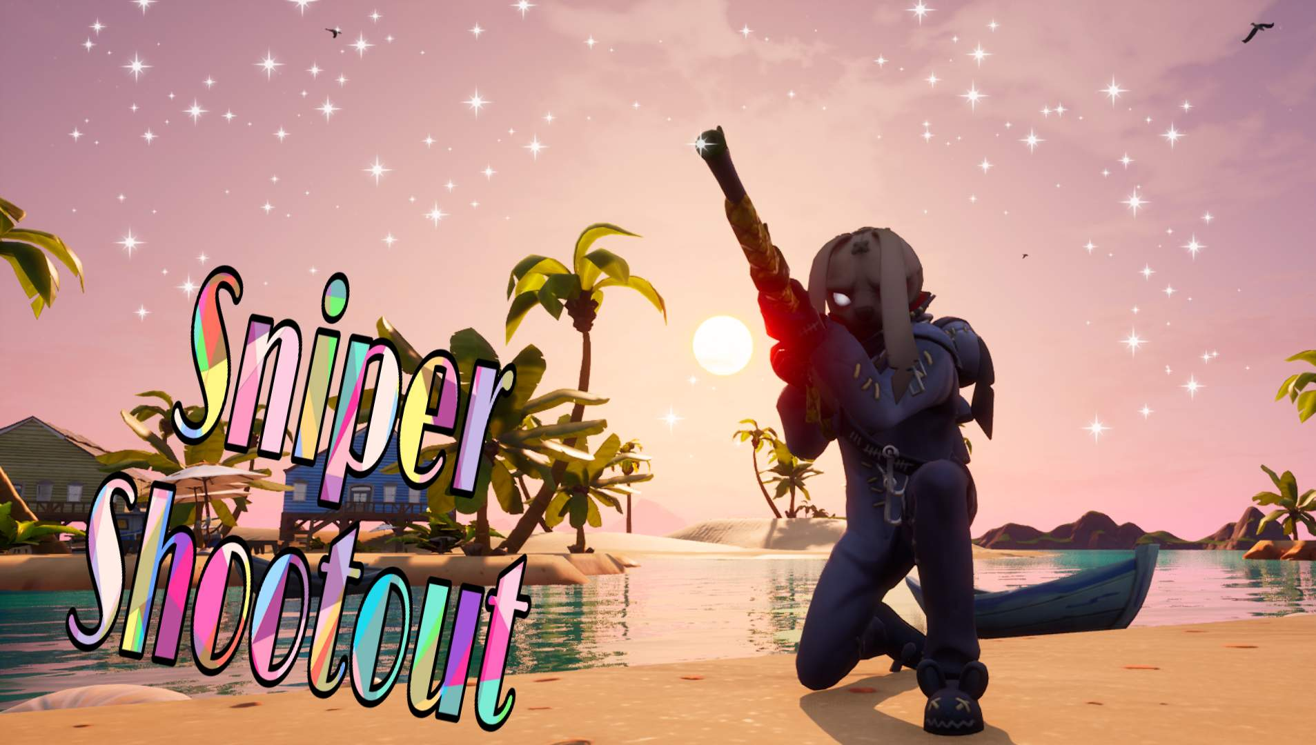 SNIPER SHOOTOUT BEACHSIDE