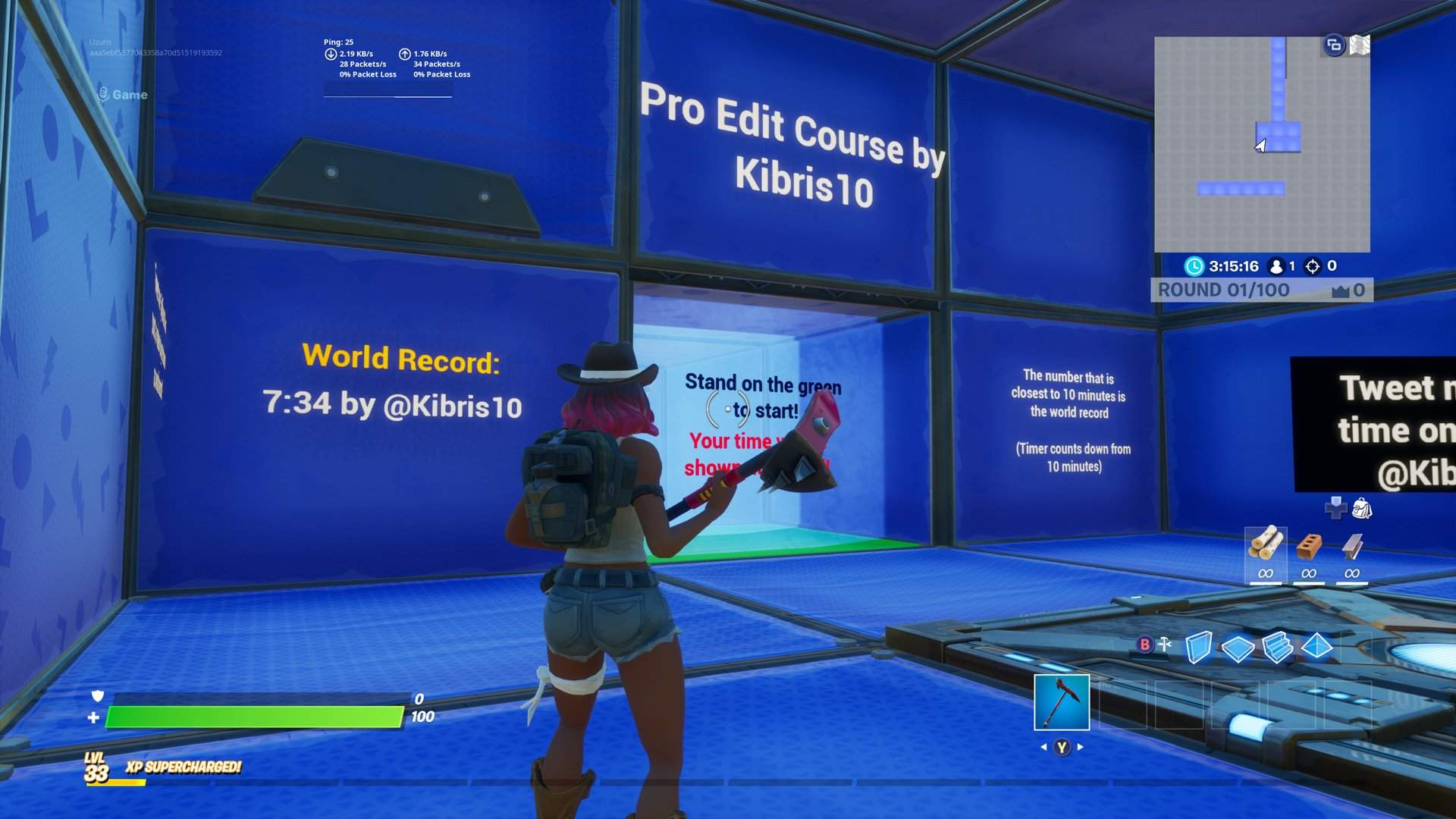 PRO EDIT COURSE BY KIBRIS10