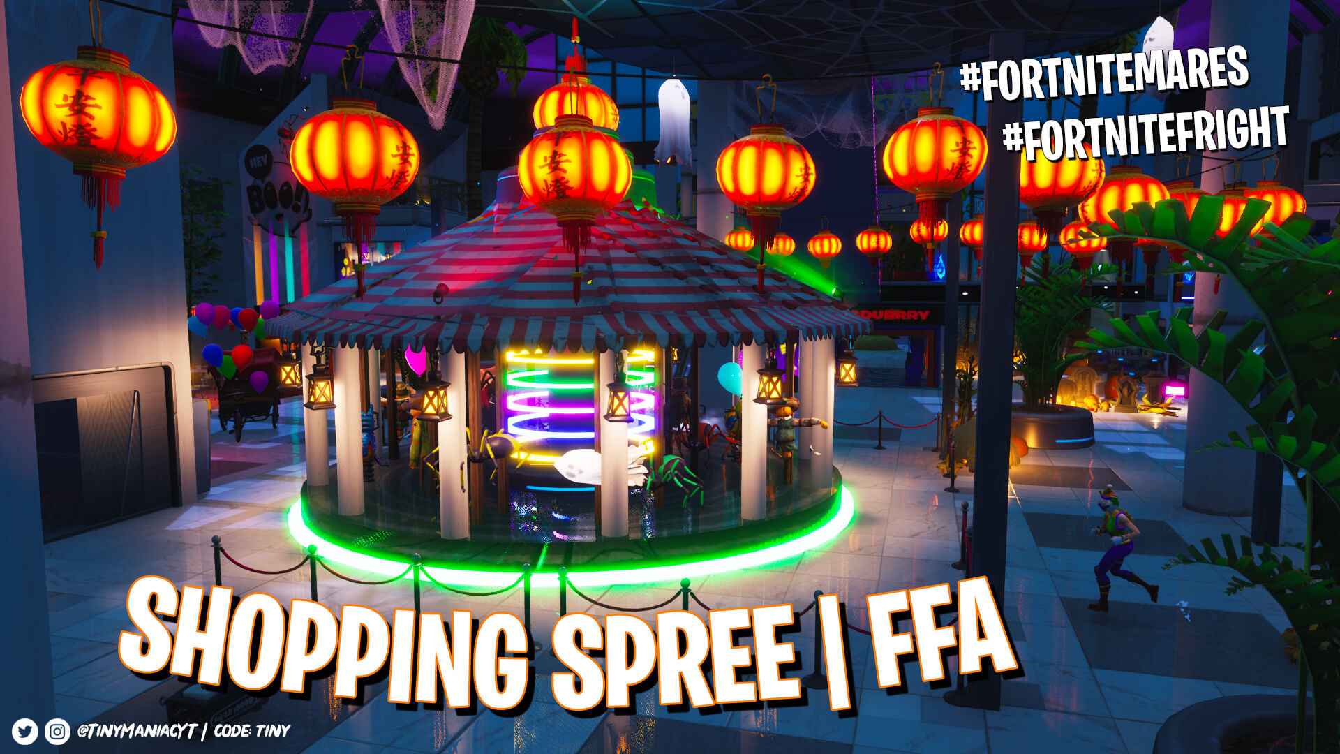 SHOPPING SPREE | FFA