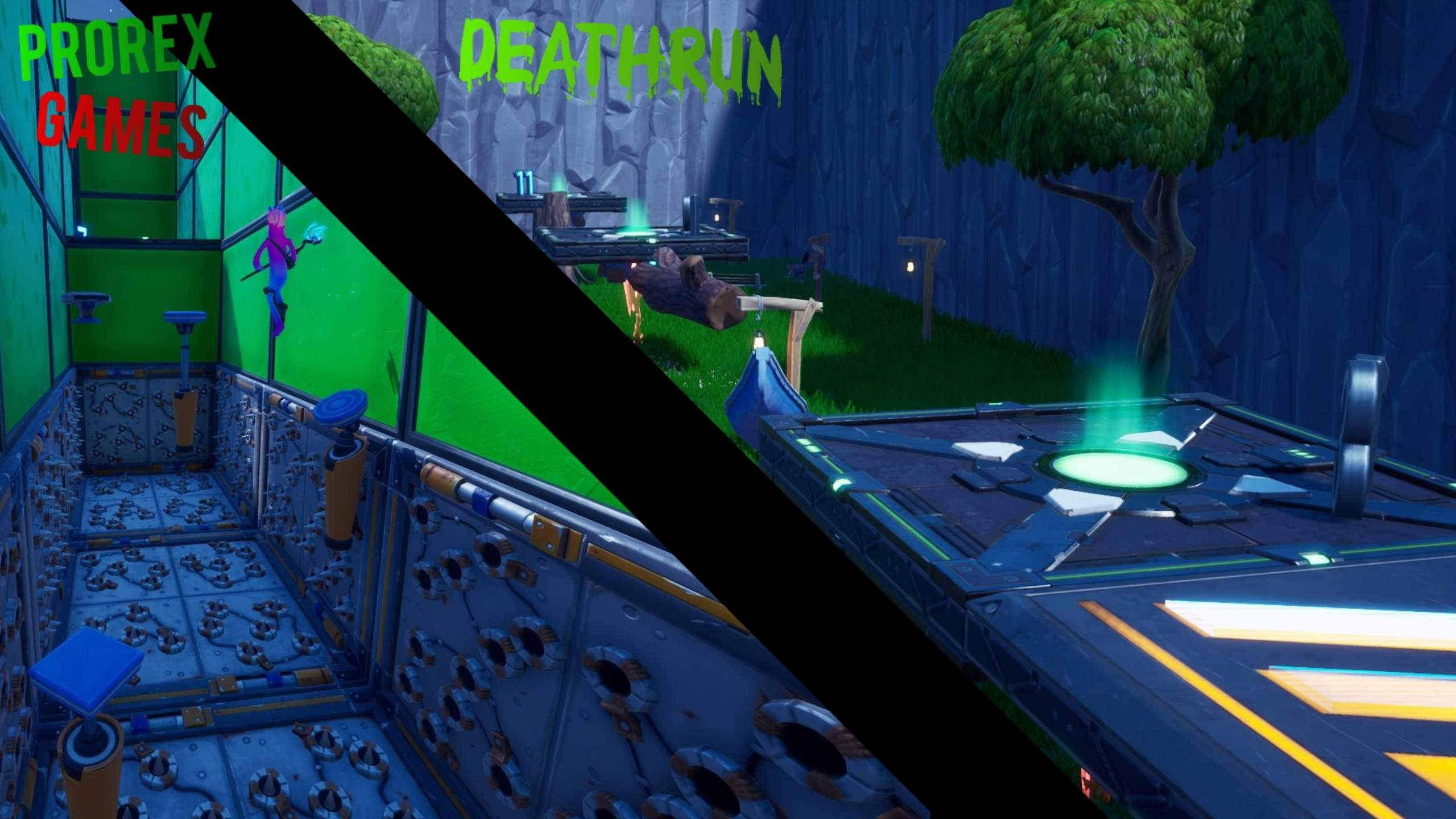 28 LEVEL DEFAULT DEATHRUN