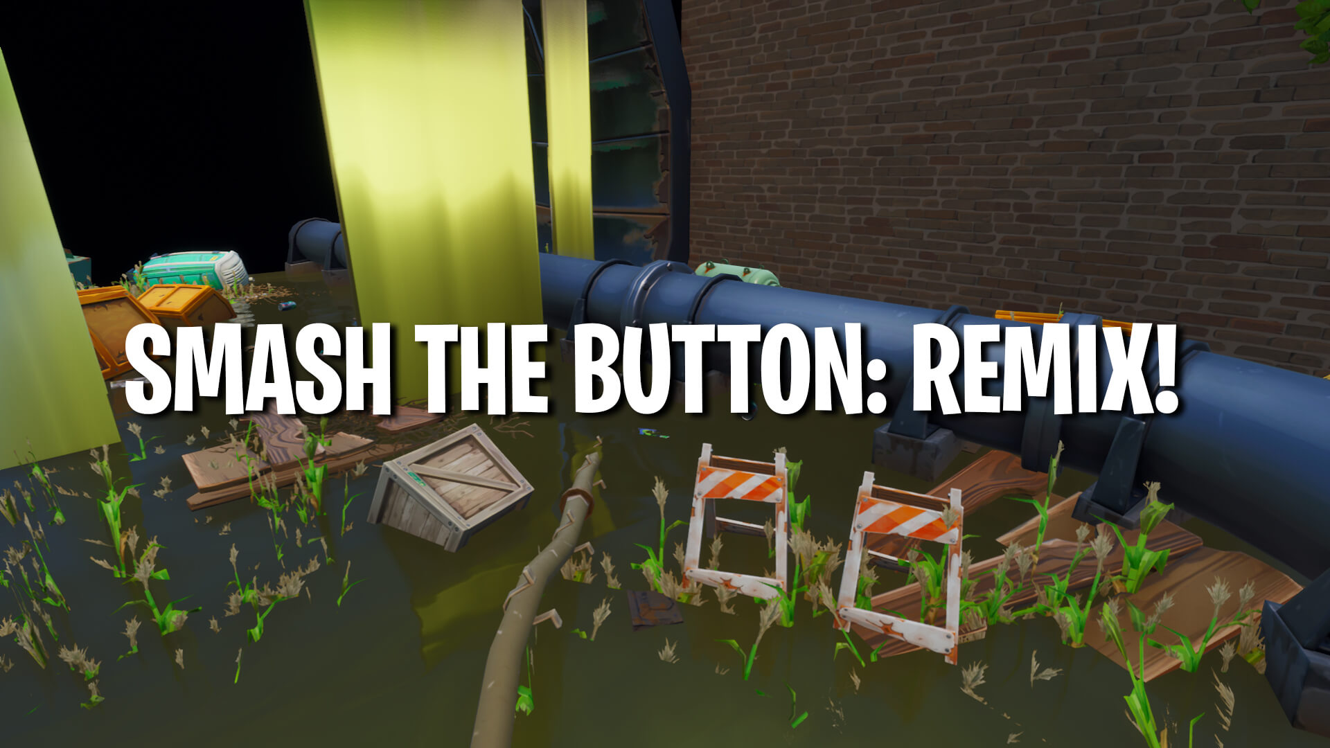 SMASH THE BUTTON: REMIX!