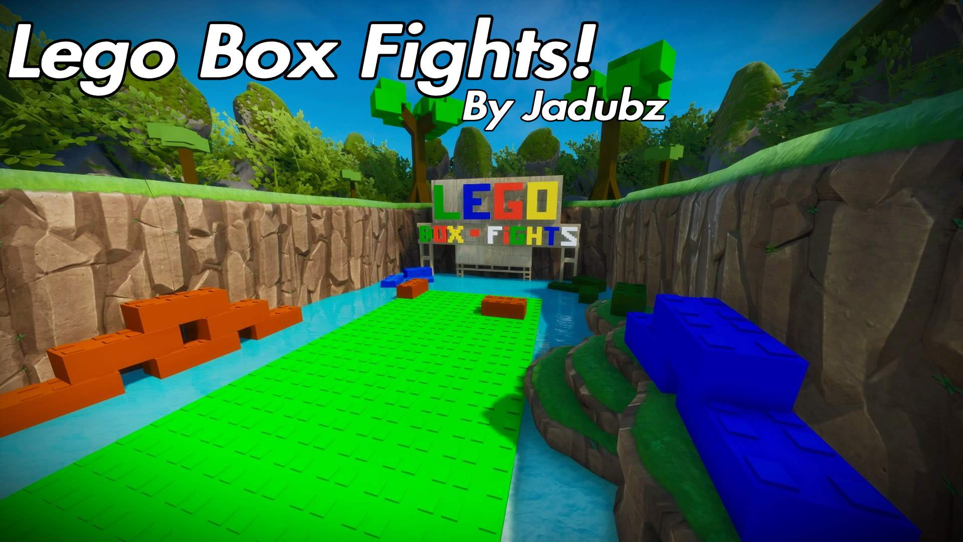 LEGO BOX FIGHTS!