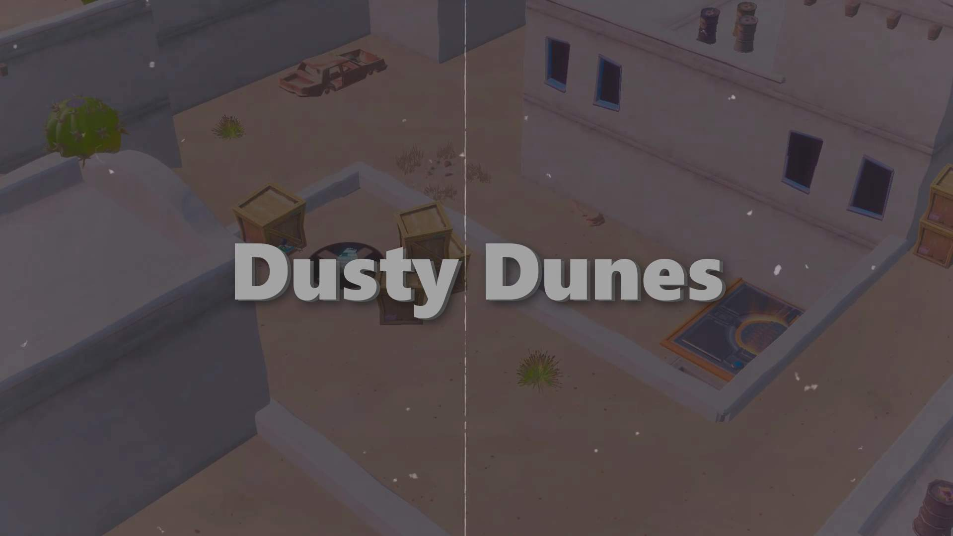 DUSTY DUNES // SEARCH & DESTROY