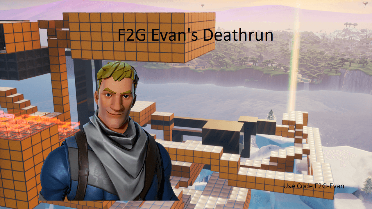 F2G EVAN'S IMPOSSIBLE DEATHRUN