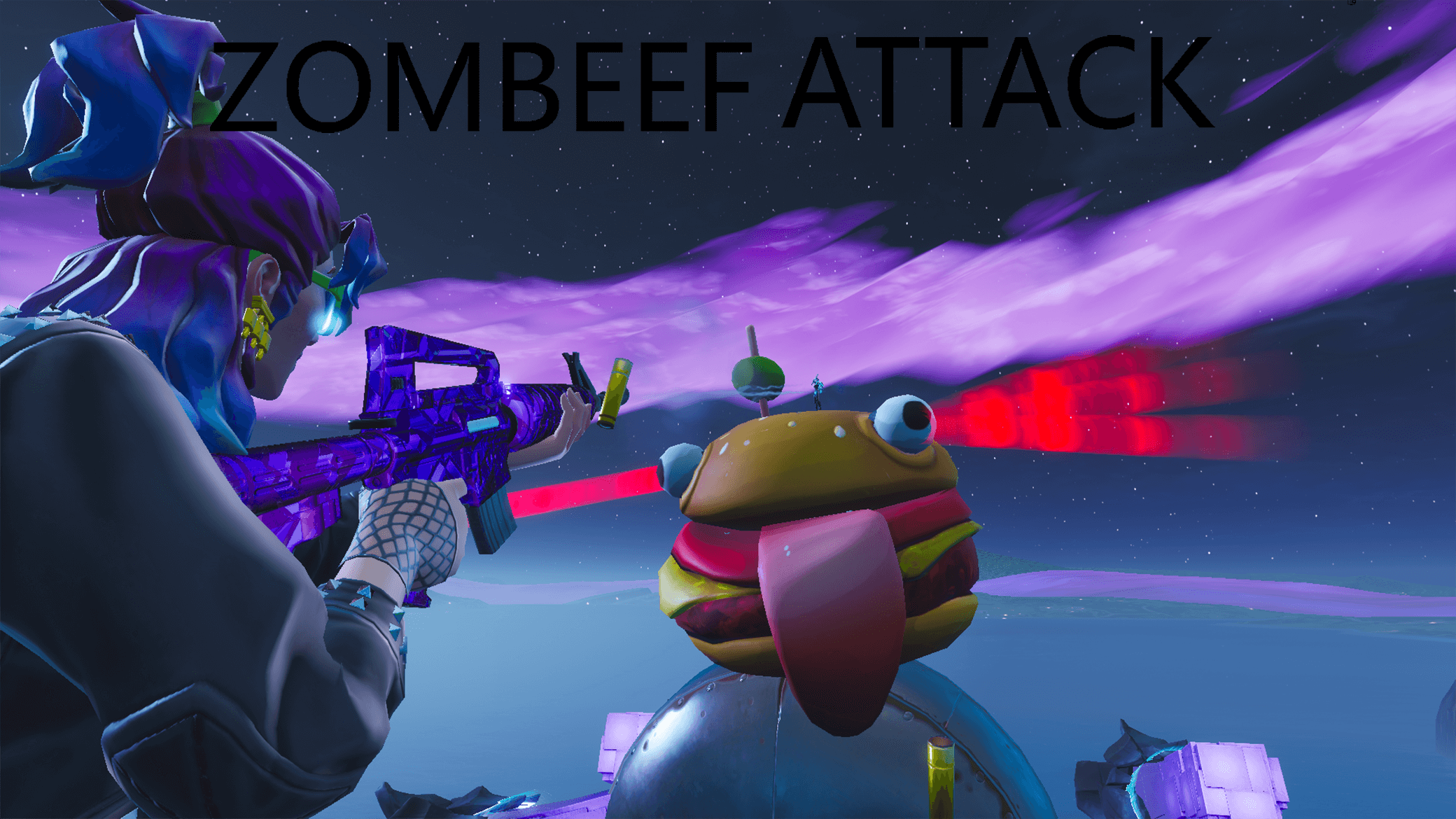 ZOMBEEF ATTACK