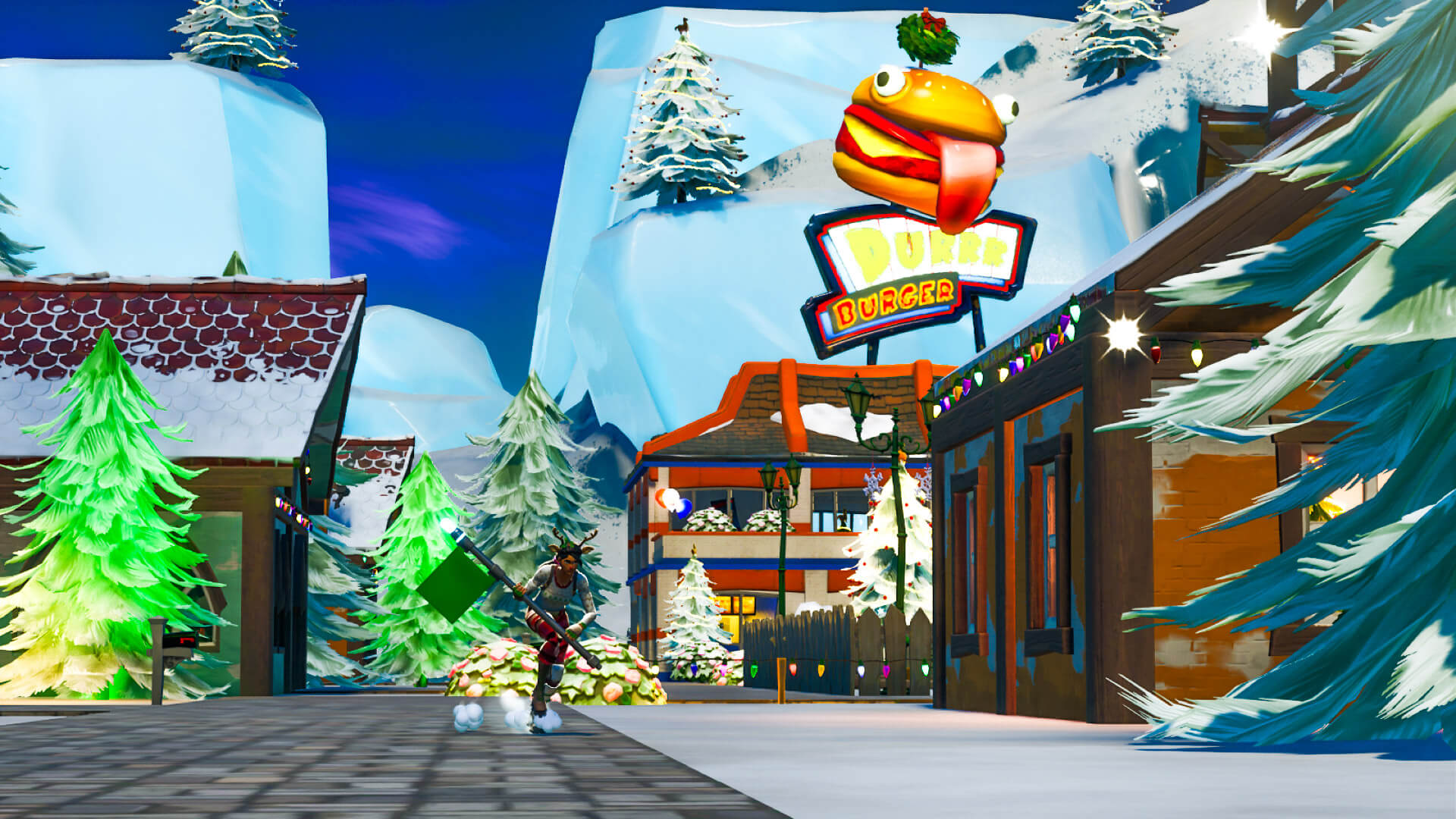 DURRR BURGER SAVES CHRISTMAS