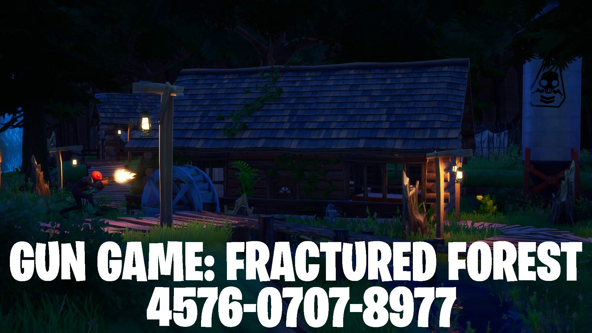 GUN GAME: FRACTURED FOREST