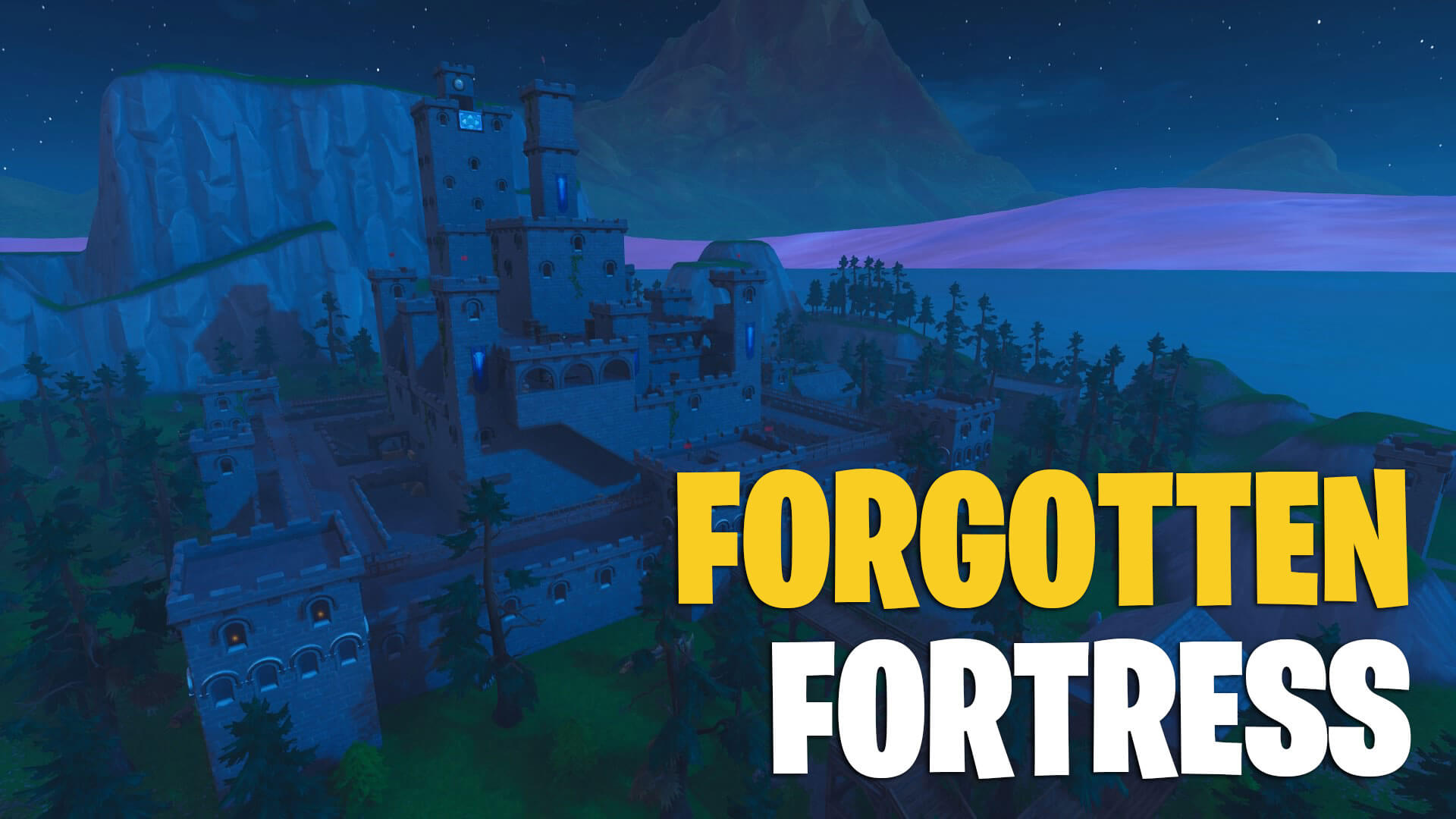 FORGOTTEN FORTRESS