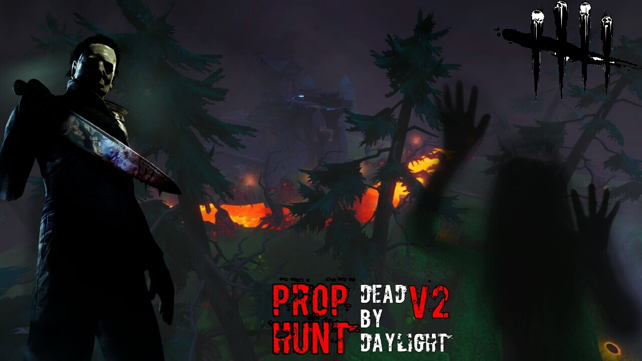 PROP HUNT DEAD BY DAYLIGHT V2