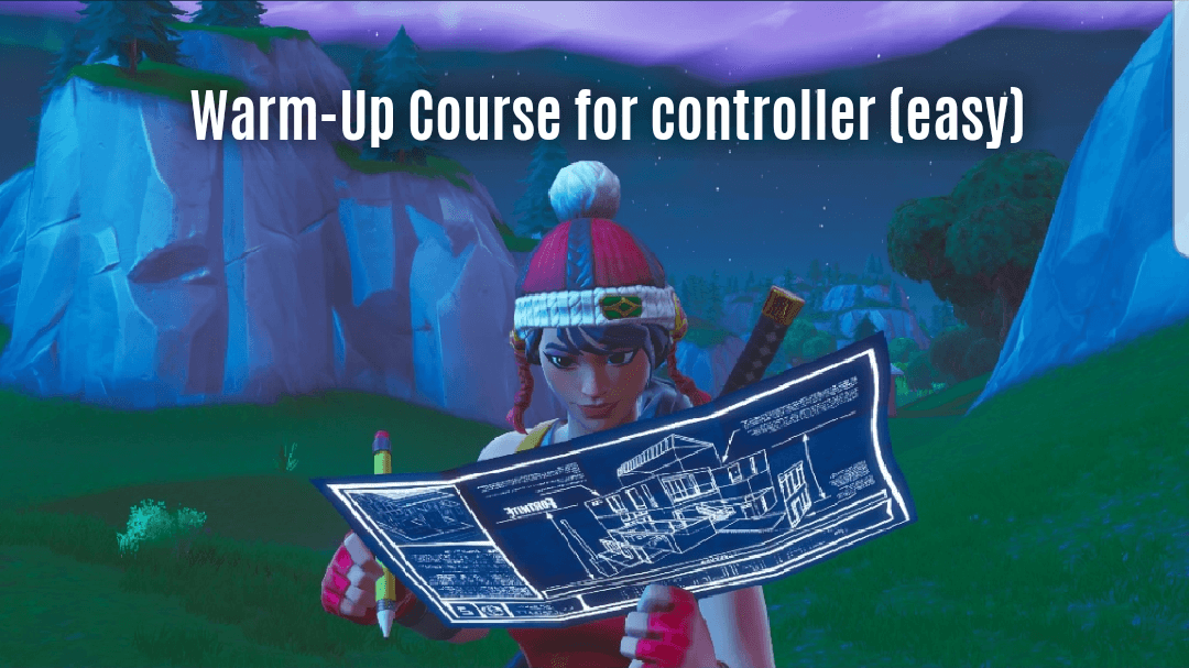 WARM-UP COURSE FOR CONTROLLER (EASY)
