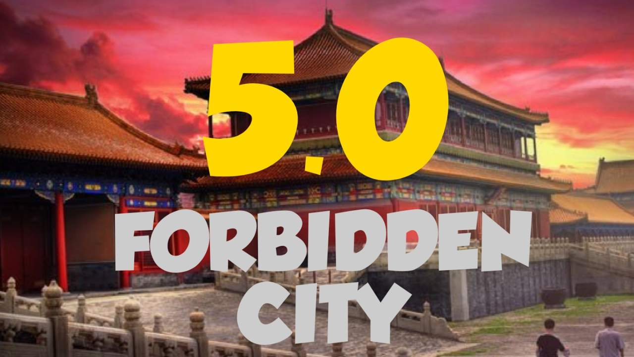 STEPHENS ESCAPE ROOM 5.0(FORBIDDEN CITY)