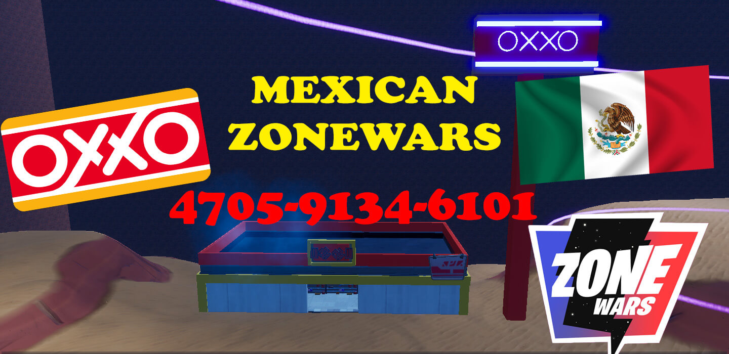 MEXICAN ZONE WARS V1