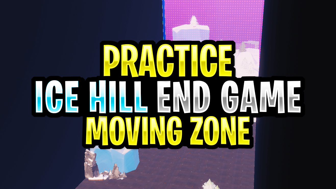 PRACTICE ICE HILL END GAME!