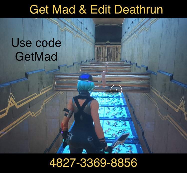 GET MAD & EDIT DEATHRUN