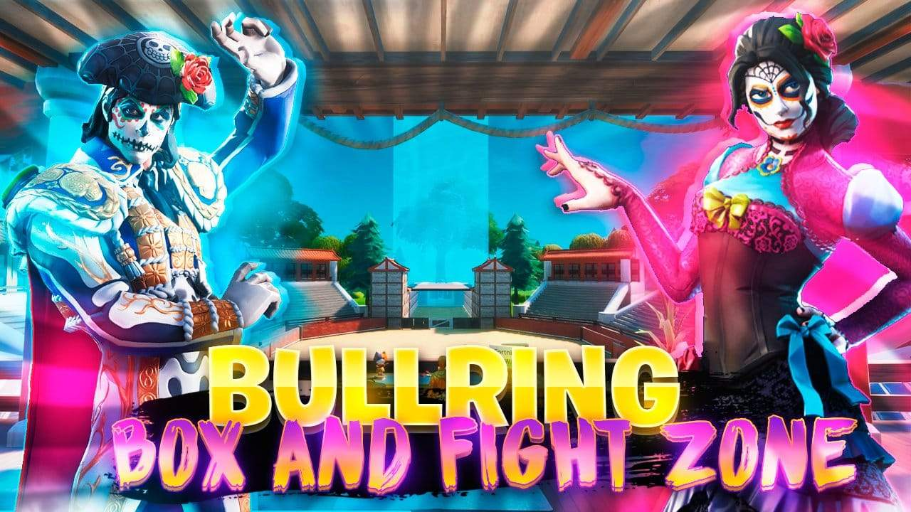 BOX AND FIGHT ZONE: BULLRING