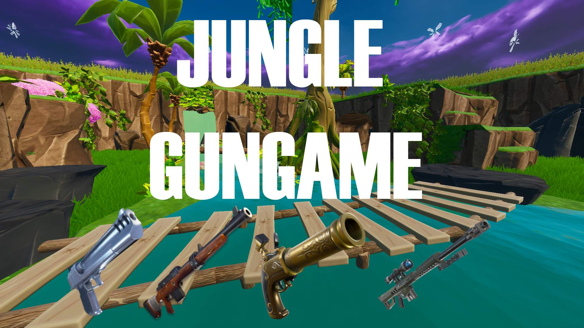 JUNGLE GUNGAME