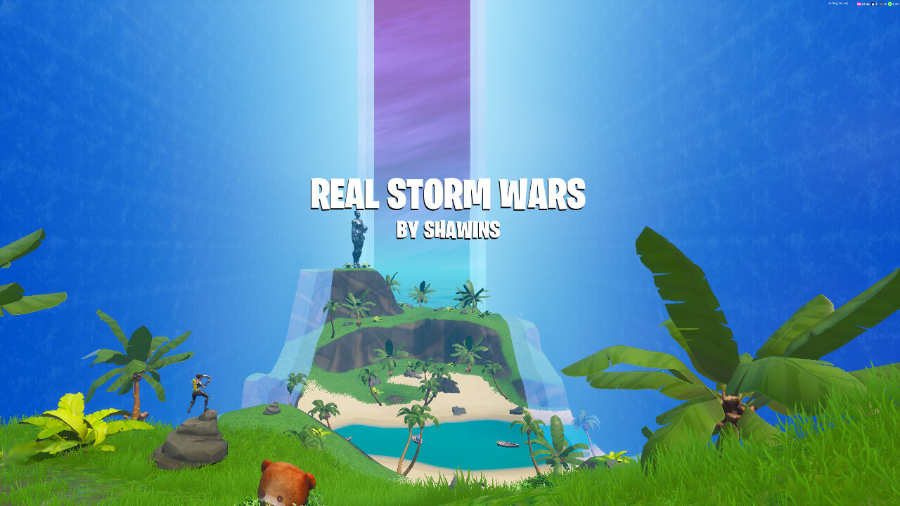 REAL STORM WARS