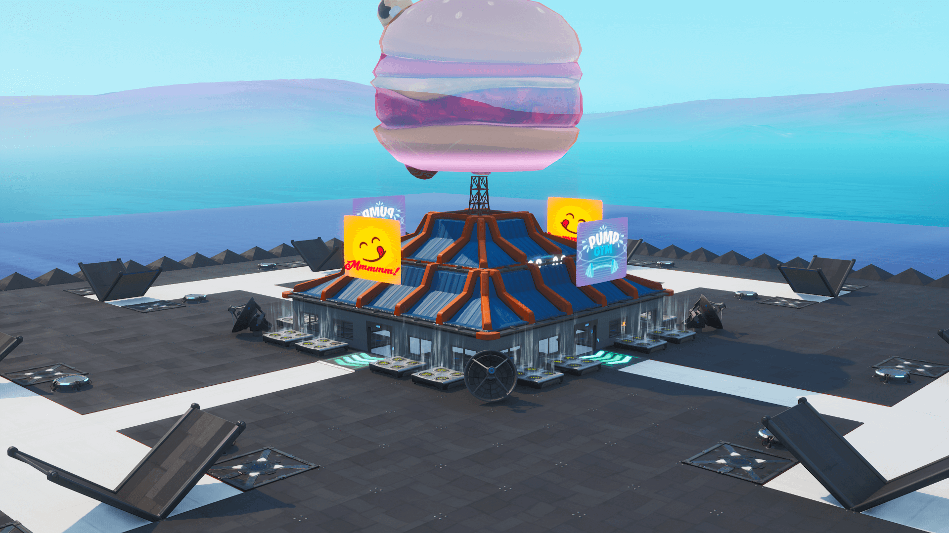 FRL 1V1 MAP / USE CODE: FRL_BOI - Fortnite Creative Codes