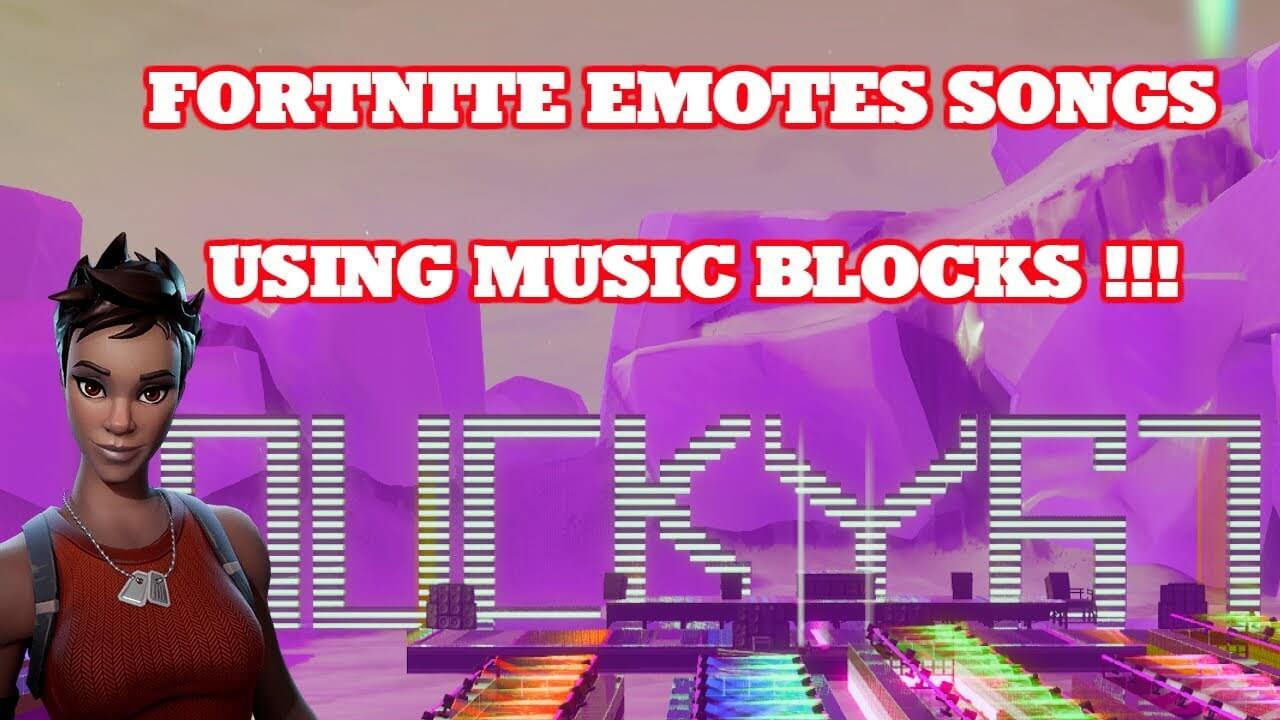YOUTUBE-NUCKY67 MUSIC MAP: EMOTES