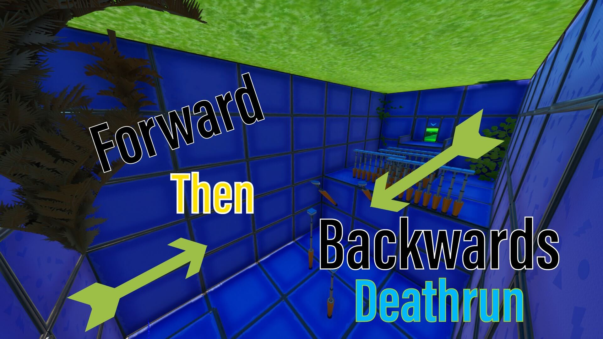 FORWARDS THEN BACKWARDS DEATHRUN