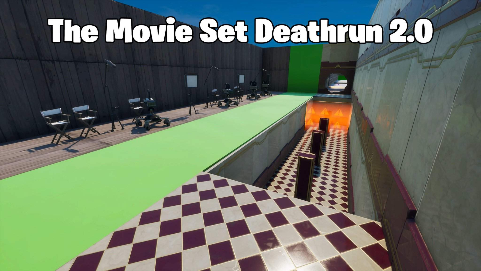 THE MOVIE SET DEATHRUN 2.0