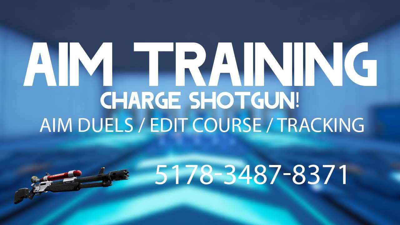 AIM TRAINING WARM UP (CHARGED SHOTGUN)