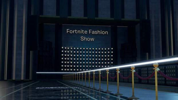 FORTNITE FASHION SHOW