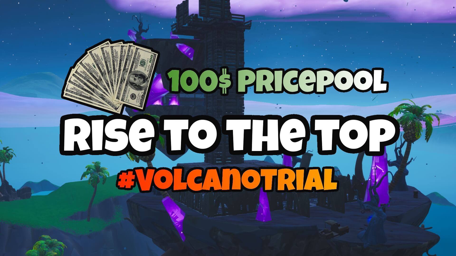 100$ DEATHRUN - RISE TO THE TOP