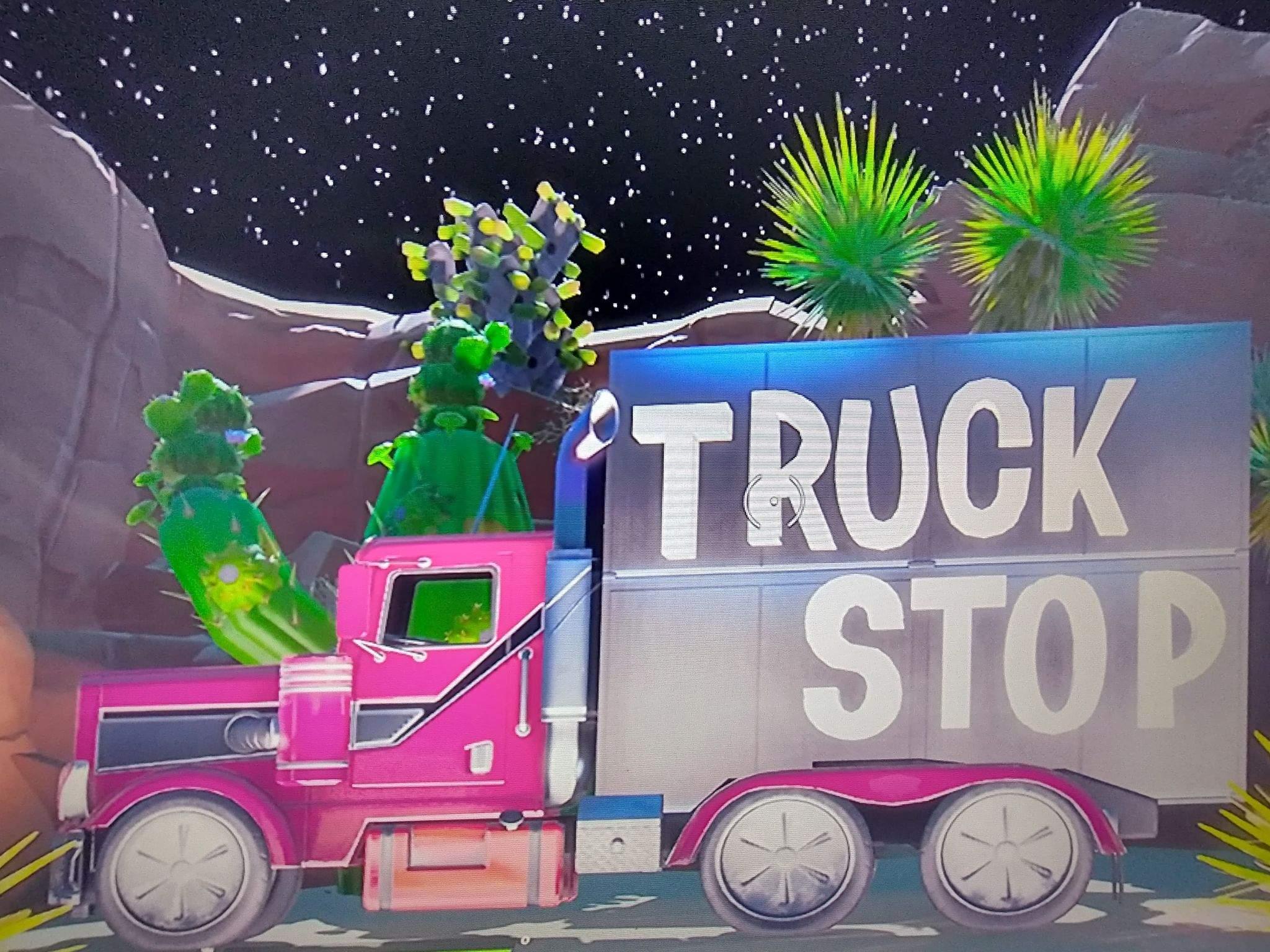 Truck Stop Clock Fortnite Truck Stop Fortnite Creative Map Code Dropnite