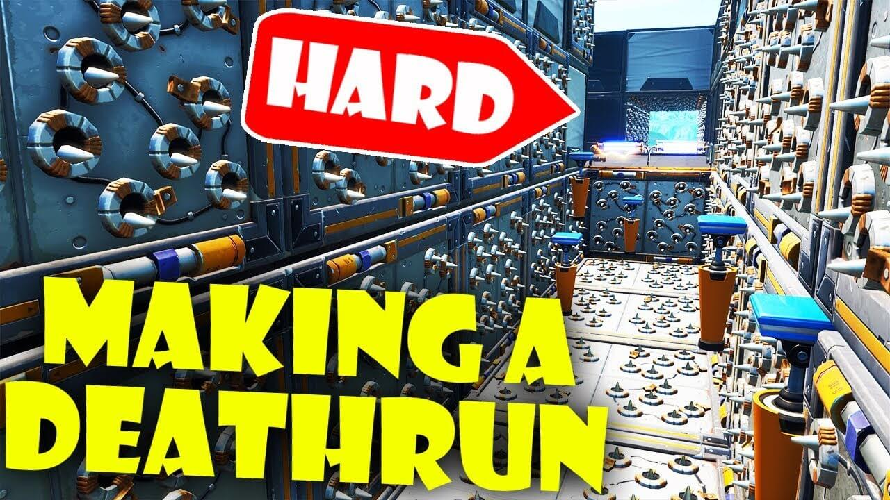 BUILD YOUR OWN DEATHRUN!