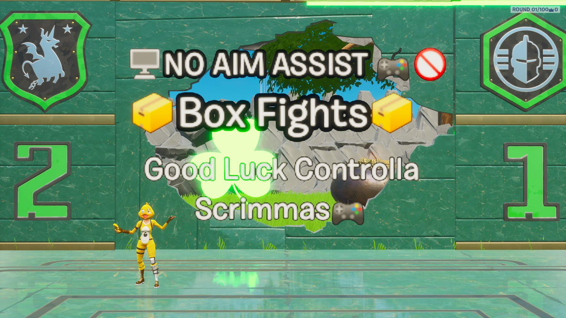🚫🎮NO AIM ASSIST BOXFIGHTS🎮🚫