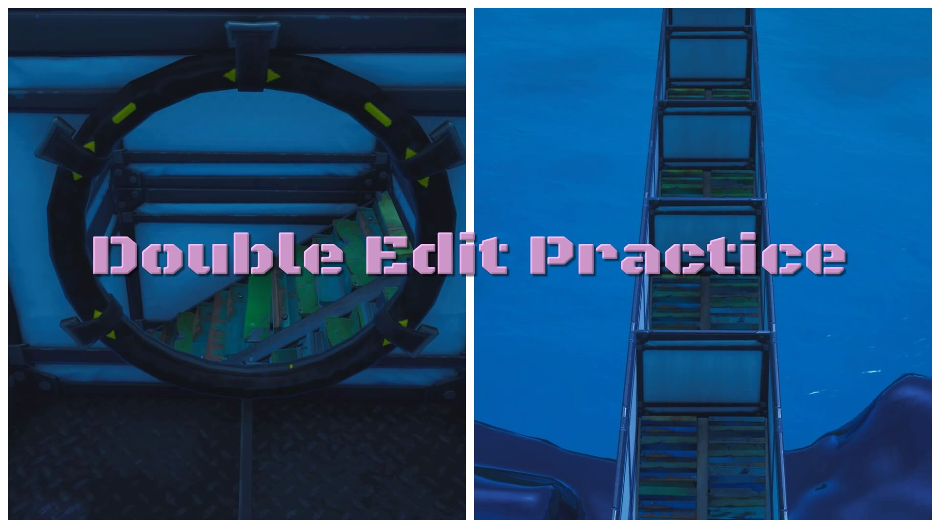 DOUBLE EDIT PRACTICE | A-KLOEG