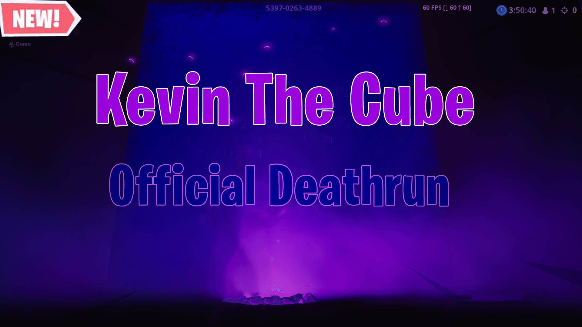 KEVIN THE CUBE OFFICIAL DEATHRUN